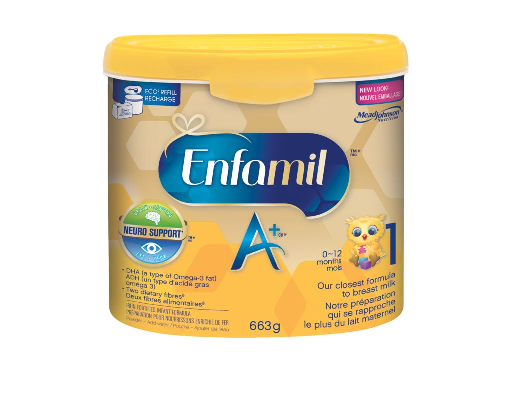 Enfamil A+ Powder 663g