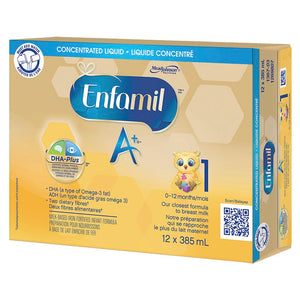 Enfamil A+ Concentrated 12x385mL