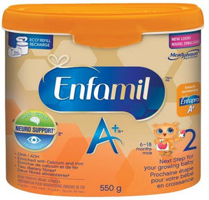 Enfamil A+ 2 Powder 550g
