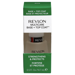 Revlon Nail Care Multicare Base & Top Coat