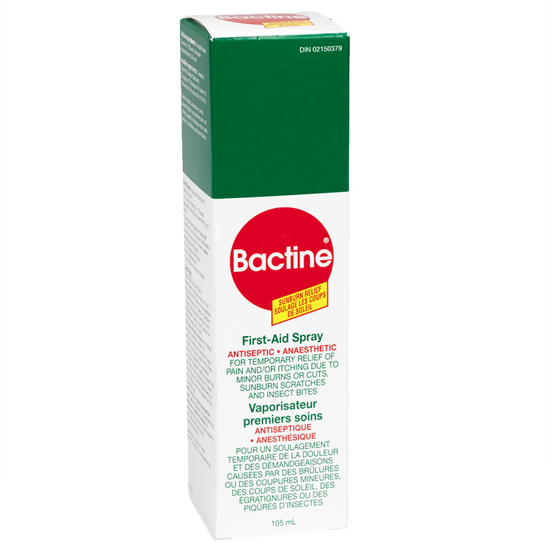 Bactine First-Aid Spray 105mL