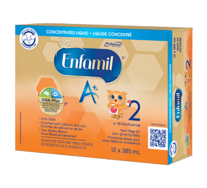 Enfamil A+ 2 Concentrate 12x385mL