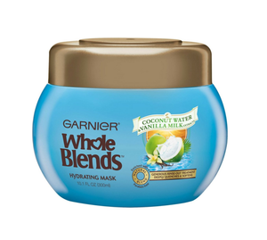Garnier Whole Blends Hydrating Rinse-out Mask 300mL