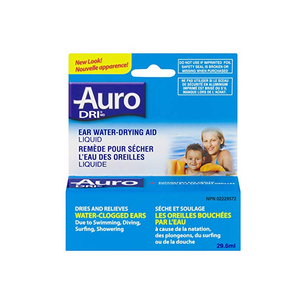 Auro-Dri Ear Water-Drying Aid Liquid 29.6mL