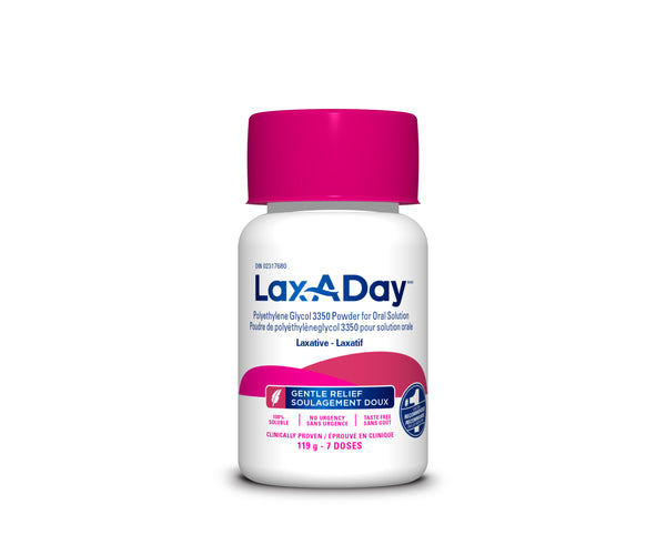 Lax-A-Day Laxative