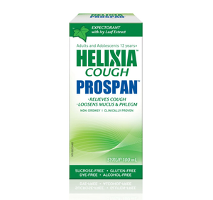 Helixia Cough Prospan Syrup 100mL