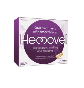 Hemovel 18 Tablets