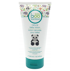 Baby Boo Bamboo Silky Smooth All Natural Baby Lotion 300mL
