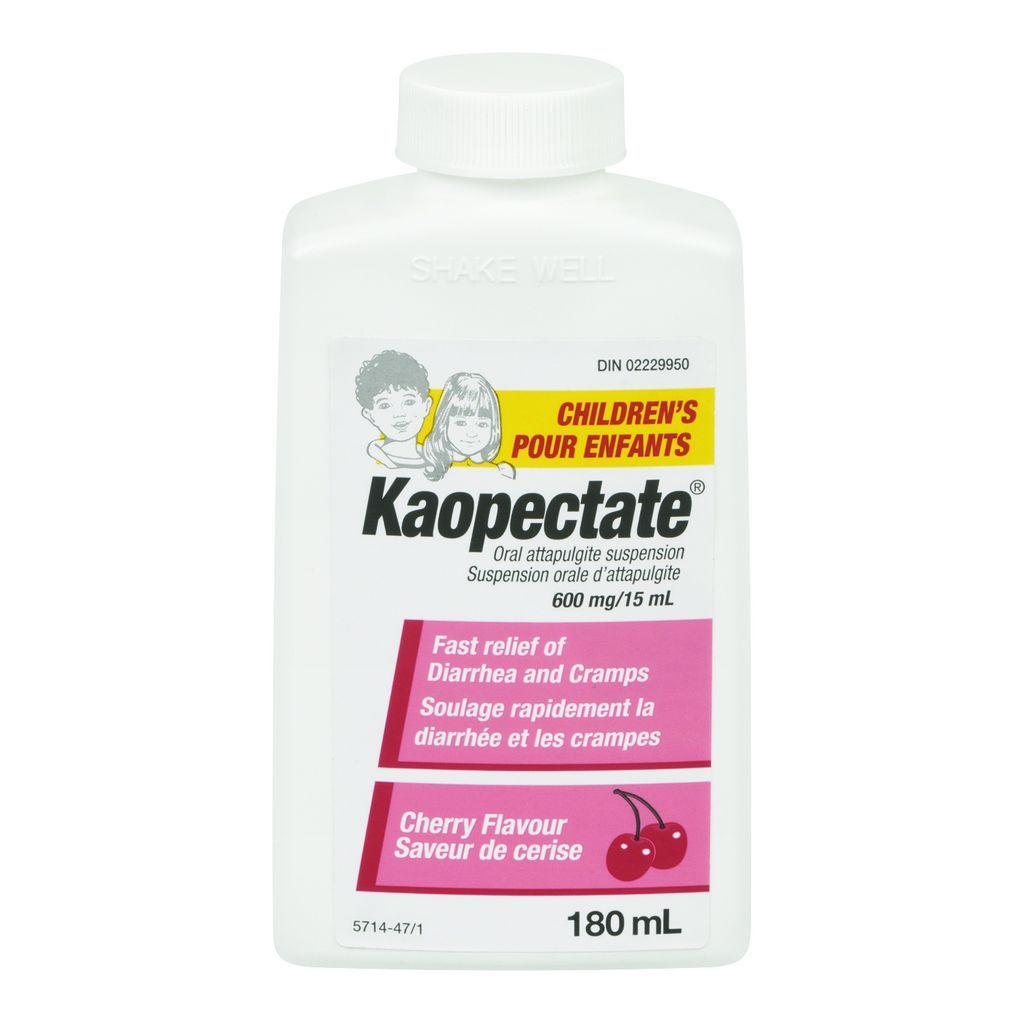 Kaopectate Children's 180mL Cherry Flavour