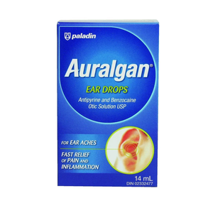 Auralgan Ear Drops 14mL