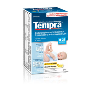 Tempra Infant Drops 24mL