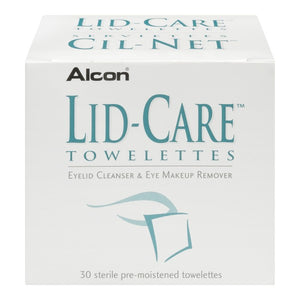 Alcon Lid-Care Towelettes 30 Towelettes