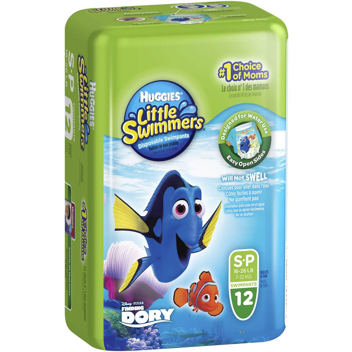 Huggies Little Swimmers Diapers Convenience Pack