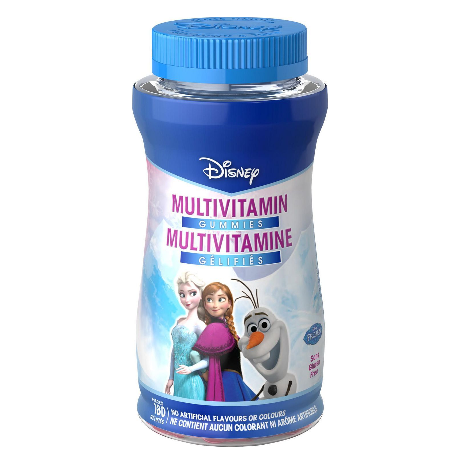Disney Frozen Multivitamin Gummies 180 Pieces