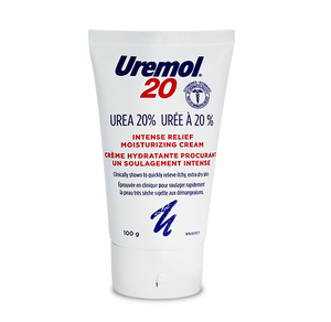 Uremol 20% Urea Intense Relief Moisturizing Cream 100g