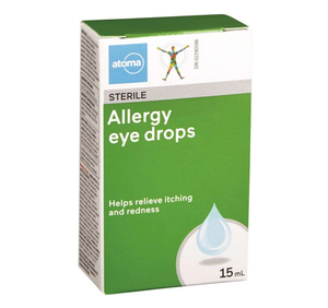 Atoma Allergy Eye Drops 15mL