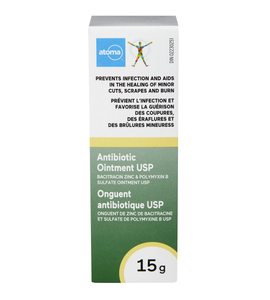 Atoma Antibiotic Ointment 15g