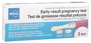 Atoma Early-Result Pregnancy Test