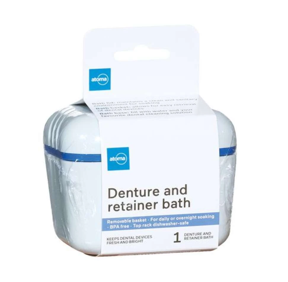 Atoma Denture and Retainer Bath