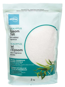 Atoma Epsom Salt with Added Fragrance 2kg