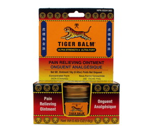 Tiger Palm Ultra Strength Pain Relieving Ointment 18g