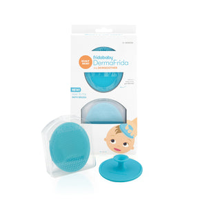 Fridababy Dermafrida the Skinsoother Head to Toe Bath Brush