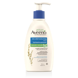 Aveeno Skin Relief Moisturizing Lotion Gentle Scent Chamomile 354ml
