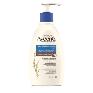 Aveeno Skin Relief Moisturizing Lotion Gentle Scent Scent Coconut 354ml