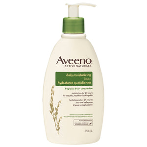 Aveeno Daily Moisturizing Lotion Fragrance Free 354ml