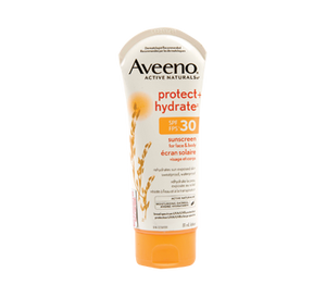 Aveeno Protect + Hydrate SPF 30 Face & Body Sunscreen 81ml