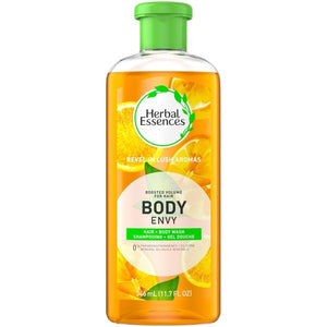 Herbal Essence Body Envy Shampoo + Body Wash 346ml
