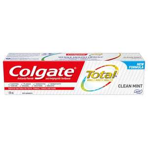 Colgate Total Whole Mouth Health Clean Mint 120ml