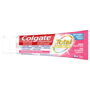 Colgate Total Whole Mouth Health Advance Sensitivity Relief 70ml