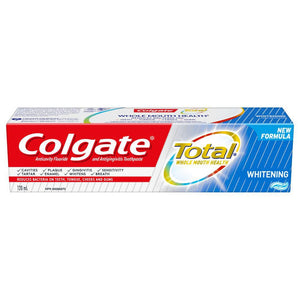 Colgate Total Whole Mouth Health Whitening 120ml