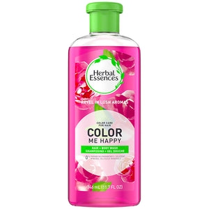 Herbal Essences Color Me Happy Shampoo + Body Wash 346ml