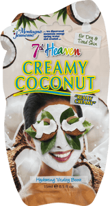 7th Heaven Cream Coconut Mask