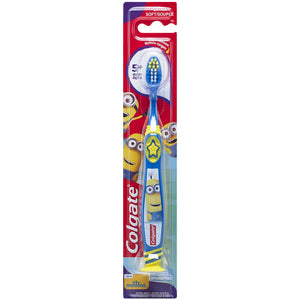 Colgate Extra Soft Kids Toothbrush Age 5+