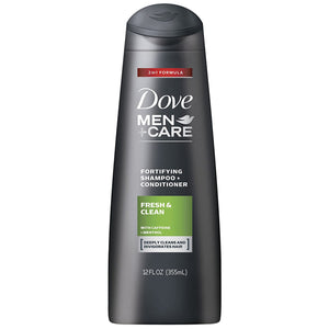 Dove Men + Care 2in1 Fresh Clean 355ml