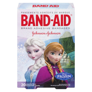 Band-Aid Kits Prints Assorted Sizes 20