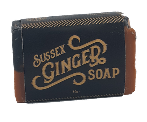 Sussex Ginger Soap 90g