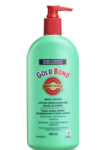 Gold Bond Medicated Body Lotion 400ml
