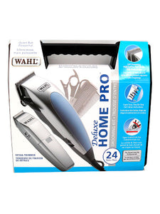 Wahl Deluxe Pro Home Grooming kit