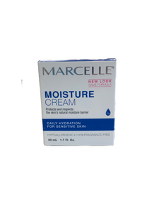 Marcelle Moisture Cream Daily Hydration 50ml