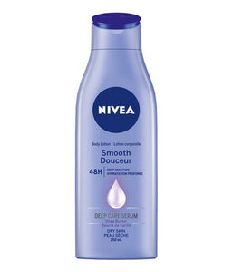 Nivea Smooth Body Lotion 48H Deep Moisture 250ml