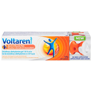 Voltaren Emulgel Muscle & Back No Mess Applicator 120g