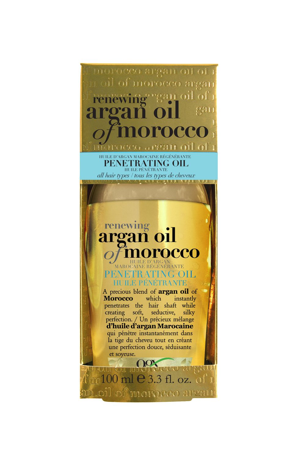 OGX Renewing + Argan Oil of Morocco Penetrating Oil 100mL