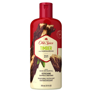 Old Spice Timber with Sandalwood 2in1 355ml