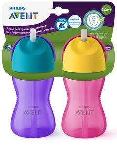 Philips Avent Bendy Straw Cup 12m+