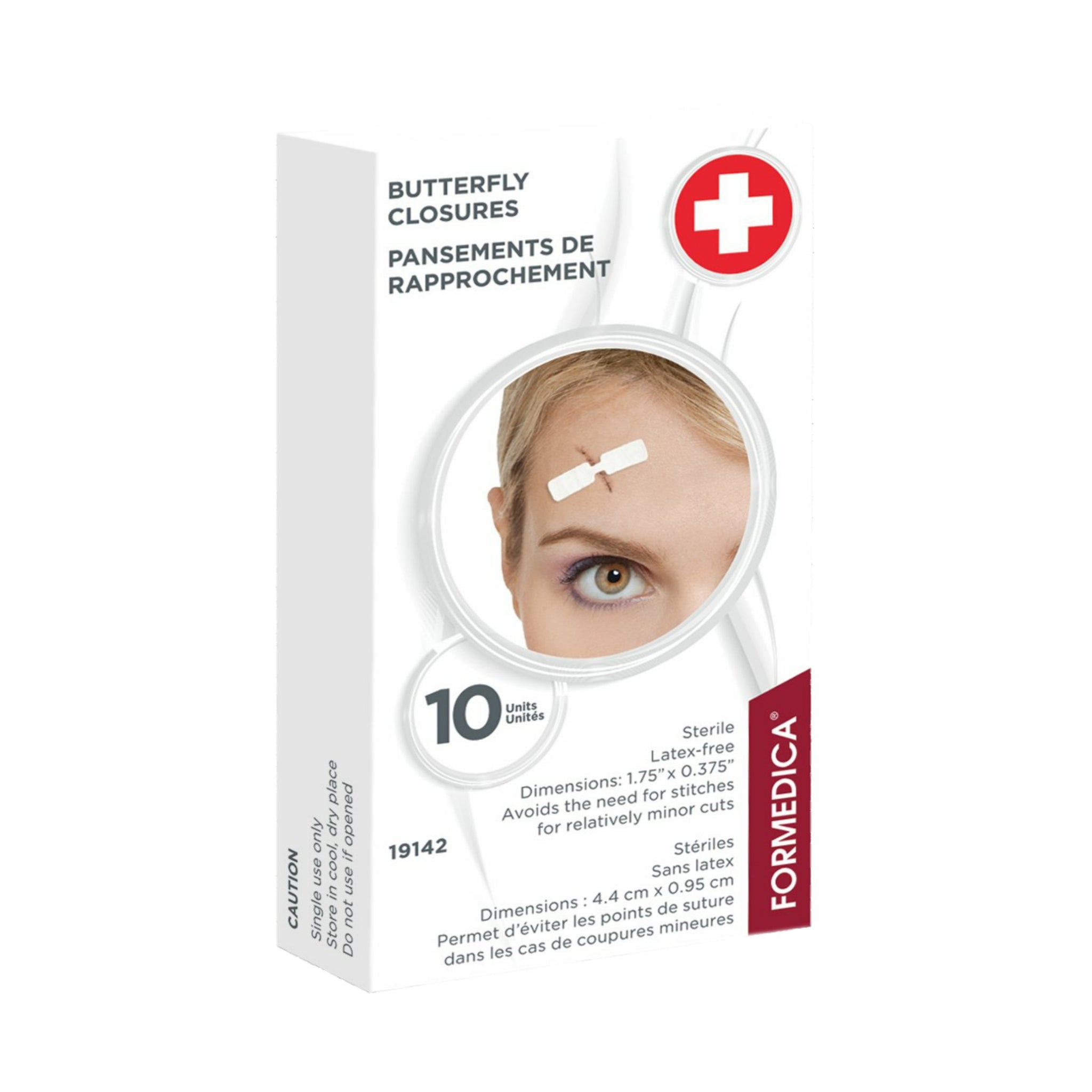 Formedica Butterfly Closures 10