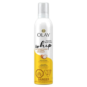 Olay Whip Foaming Body Wash Shea Butter 293g